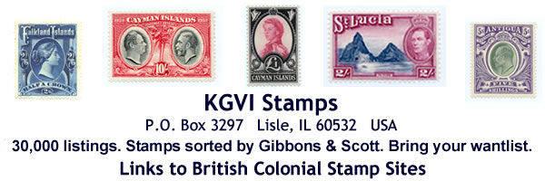 Link to KGVI Stamps Site